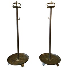 Large Japanese Candlesticks