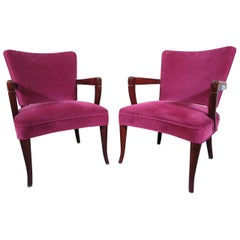 Pair of Armchairs by Widdicomb