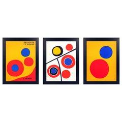 Alexander Calder Lithographs