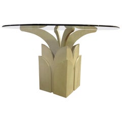 """Midcentury """"Palm Tree"""" Dining / Centre Table"""