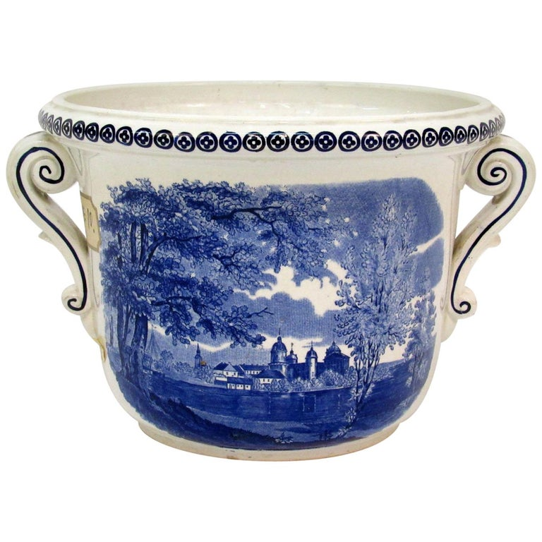 Early 20th Century Rorstrand Pottery Jardinière