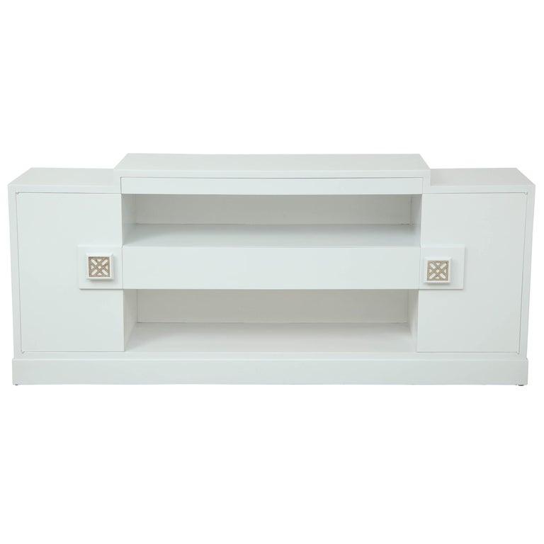 Stunning Minimalist Cabinet by James Mont