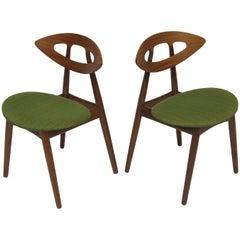 Ejvind A Johansson Danish Eye Chairs