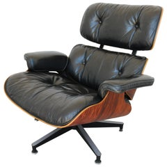 670 Lounge Chair by Charles and Ray Eames for Herman Miller