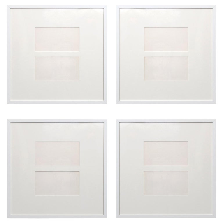 """Collection of Engravings from """"Embossed Linear Constructions"""" by Josef Albers"""