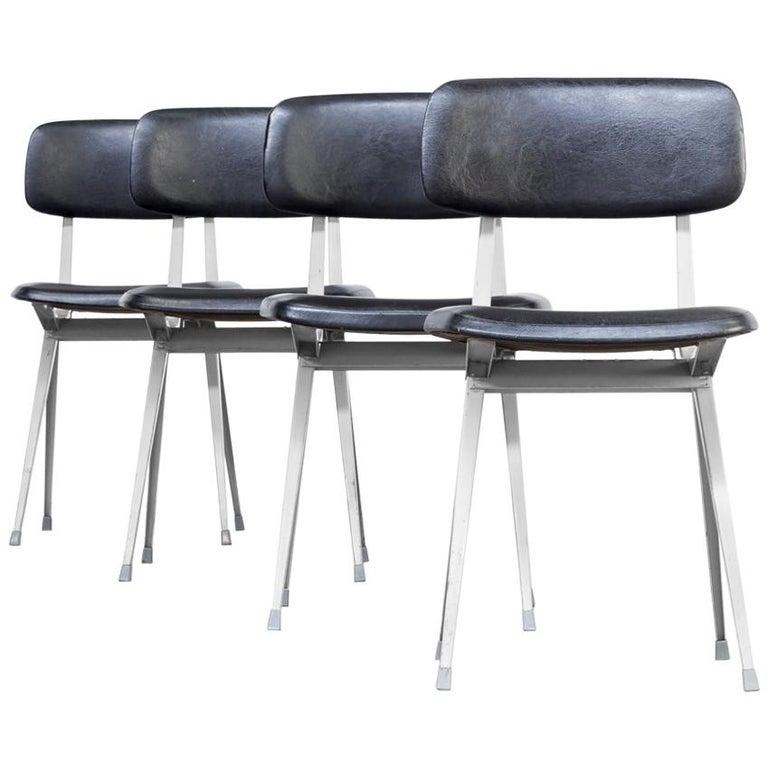 1960s Friso Kramer Office Chair for Ahrend de Cirkel