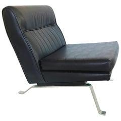 Lounge Armchair France 1960s