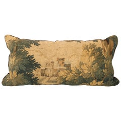 18th Century Aubusson Pillow