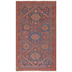 Caucasian Antique Soumak Rug