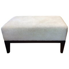 Well Read Ottoman by Barbara Barry