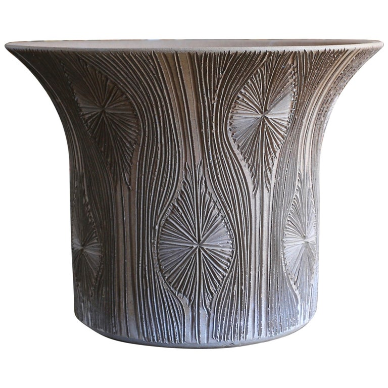 Large Earthgender Planter by Robert Maxwell & David Cressey