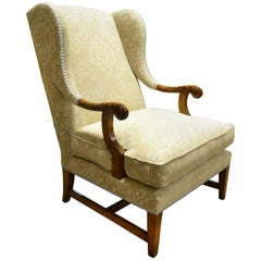 Mike Bell Winged Gascogne Armchair