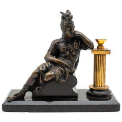 Gladiator Cigar Lighter, circa 1900