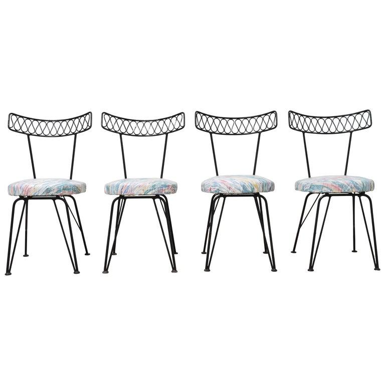 Salterini Bistro Chairs For Sale