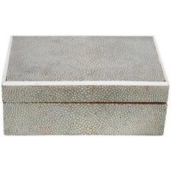 Early 20th Century Shagreen Box