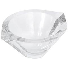 20th Century Crystal Bowl