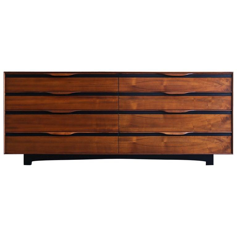 Walnut Dresser by John Kapel for Glenn of California