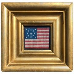 American Centennial Parade Flag, 1876