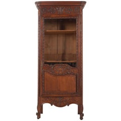 19th Century French Armoire from Brittany