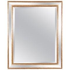 Mid-20th Century Gilt Mirror