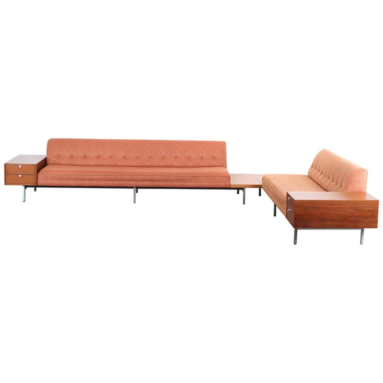 George Nelson Sectional Sofa for Herman Miller, 1960s