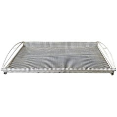 Mathieu Mategot Perforated Metal Serving Tray Model Chamboard