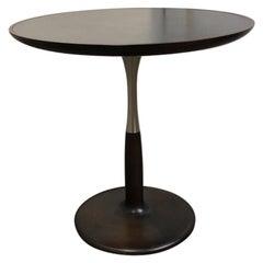 Giorgetti Chi Wing Lo Oti Roun Walnut Side Table