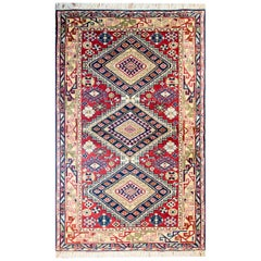 Vintage Anatolian Turkish Rug