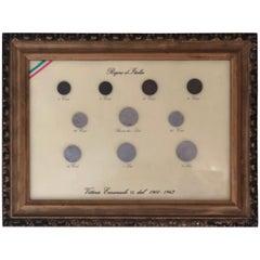 Italian Coins / Regno d'Italia, Vittorio Emanuele III dal, 1900-1943
