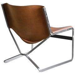 Pierre Paulin for A. Polak Originals Lounge Chair