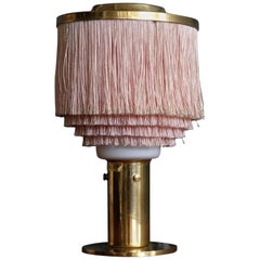 Dusty Pink Hans-Agne Jakobsson Table Lamp B-145, 1960s