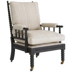 Mid-19th Century English Bobbin Chair