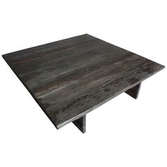 Custom Rustic Modern Coffee Table