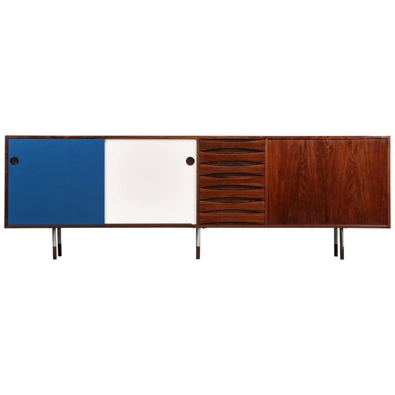 "Arne Vodder Sideboard ""Model 29A"" by Sibast, Denmark"