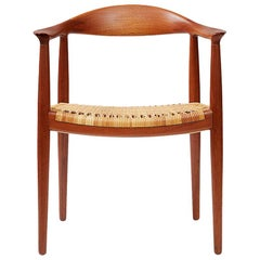Hans Wegner JH-501 Chair, Teak