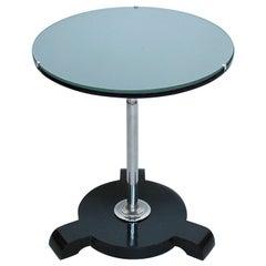 Art Deco Extendable Side Table