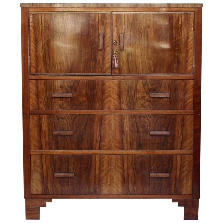 Art Deco Cabinet Chest