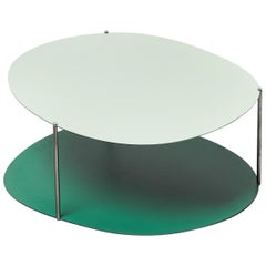 Baleri Italia Large Picos Coffee Table in Steel by Claesson Koivisto Rune