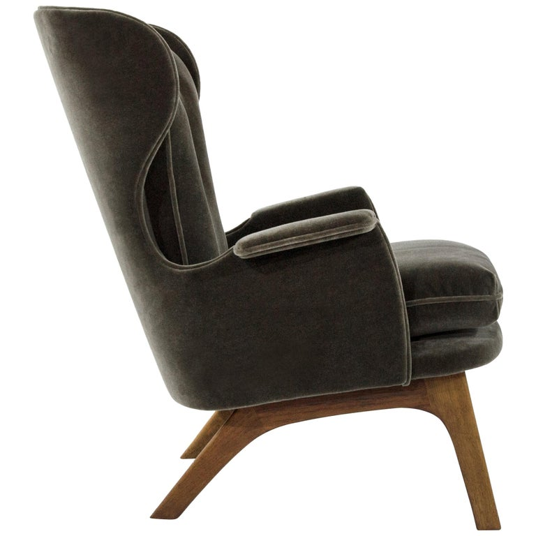 Wingback Lounge Chair by Adrian Pearsall