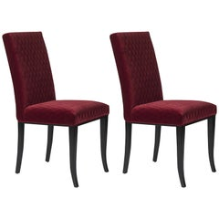 Set of Two Audrey Chairs