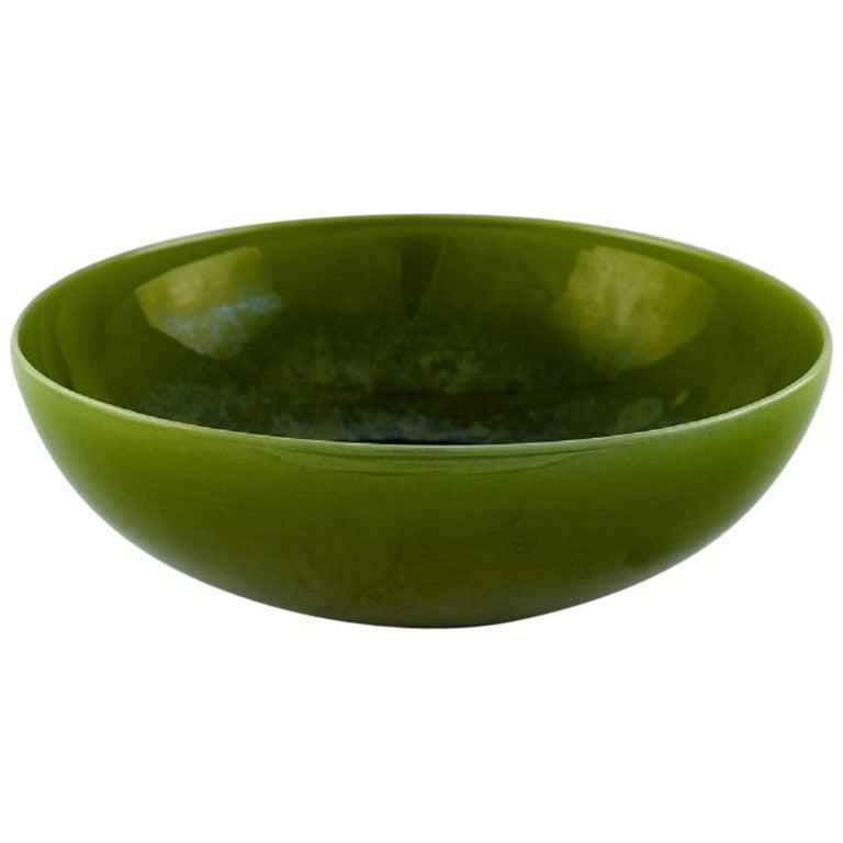 Carl-Harry Stålhane, Rörstrand / Rorstrand, Large Bowl of Stoneware