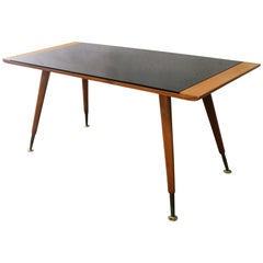 1960s Retro Belgian Midcentury Coffee Table