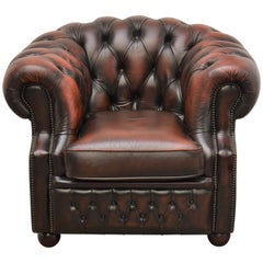 Delta Chesterfield Lowback Chair Mayfair, 1992