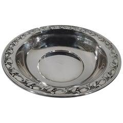 Georg Jensen USA Mid-Century Modern Sterling Silver Bowl
