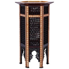 Inlaid Syrian Stand