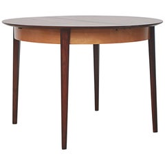 Cees Braakman for Pastoe Round Teak Dining Table