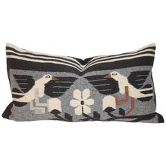 Mexican / American Indian Weaving Pillow