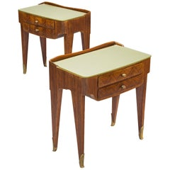 Set of Two Italian Night Stands