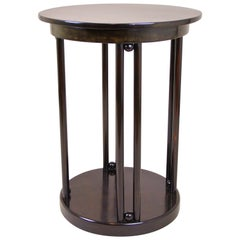 "Thonet Side Table ""Fledermaus"" by Josef Hoffmann, Austria, circa 1905"