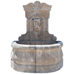 Wall Fountain, 21st Century